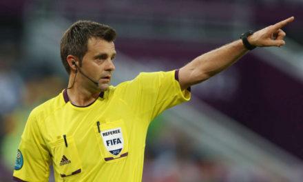 Nicola Rizzoli designato per la finale della FIFA World Cup