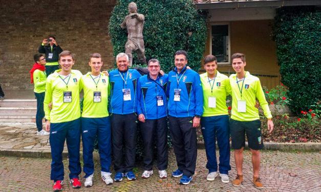 """Raduno """"Mentor&Talent"""": Chiavari presente a Coverciano con Federico Tassano"""