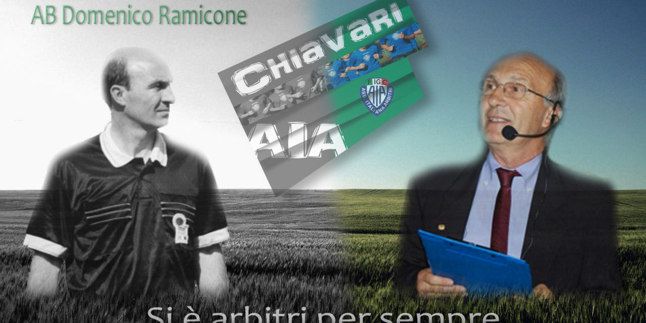 Domenico Ramicone ospite a Chiavari