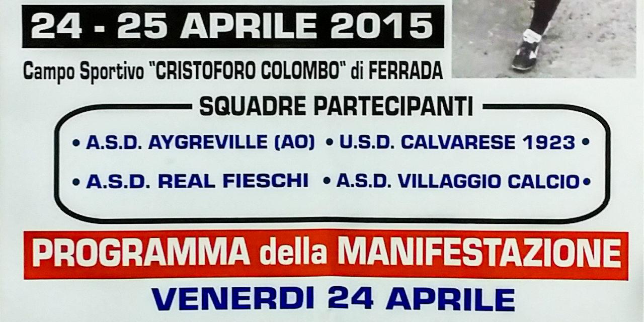 Scampagnata e 18° Torneo Micaela Basso