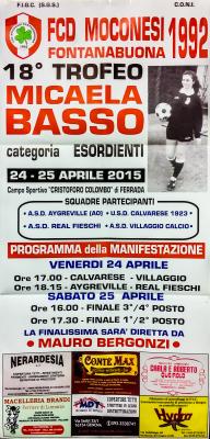 Micaela Basso 18