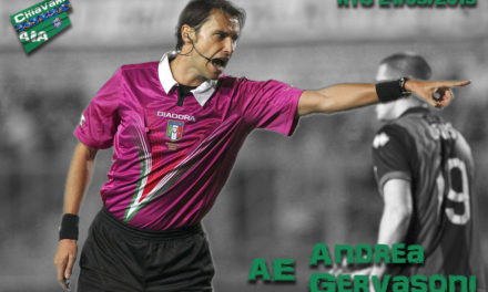 Andrea Gervasoni ospite a Chiavari