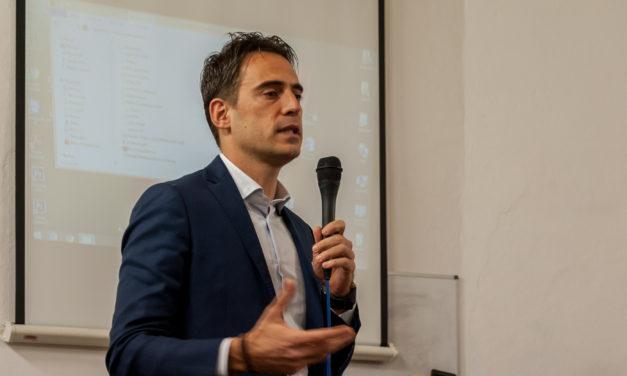 Claudio Gavillucci ospite a Chiavari
