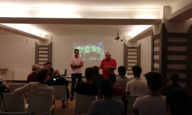 Un po' di regolamento con il nostro arbitro CAI, Tassano Federico