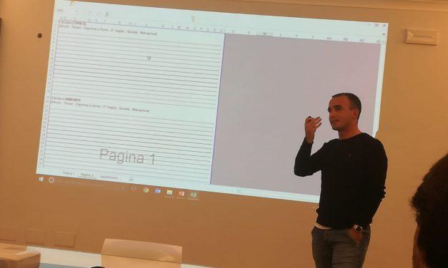 Alessandro Di Maria, arbitro CRA, ci spiega come compilare il rapporto di gara