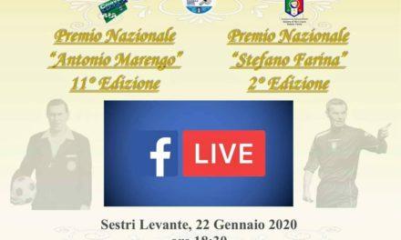 "Diretta Streaming 11° ed ""Premio Marengo"""
