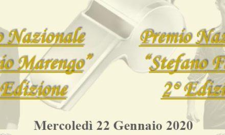 Premio Marengo 2020 — XI° Edizione