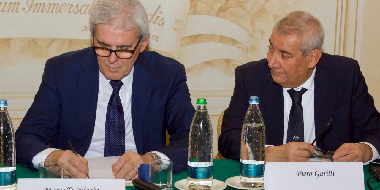 Garilli confermato Presidente di Sezione per il terzo mandato consecutivo