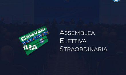 Convocazione Assemblea Sezionale Elettiva STRAORDINARIA